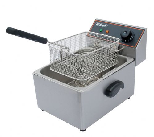 Blizzard Catering Single Tank Electric Fryer BF6